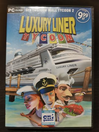 Gra PC - Luxury Liner Tycoon