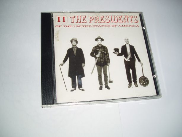 CD The Presidents Of The United States of America II