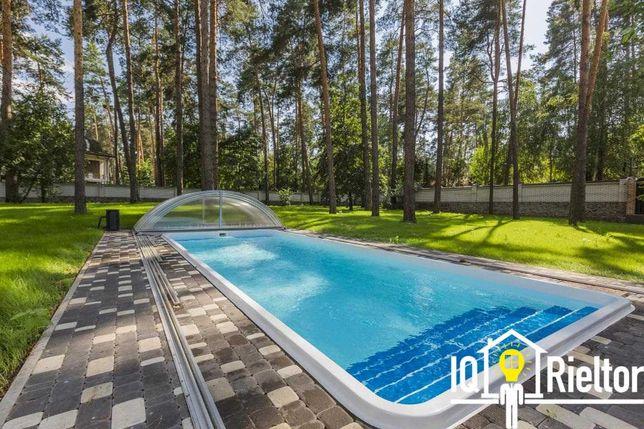 Аренда современного дома в лесу, городок, Романков, Обуховское