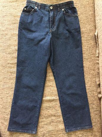 Укороченные джинсы Marks&Spencer. Платье kiki-riki