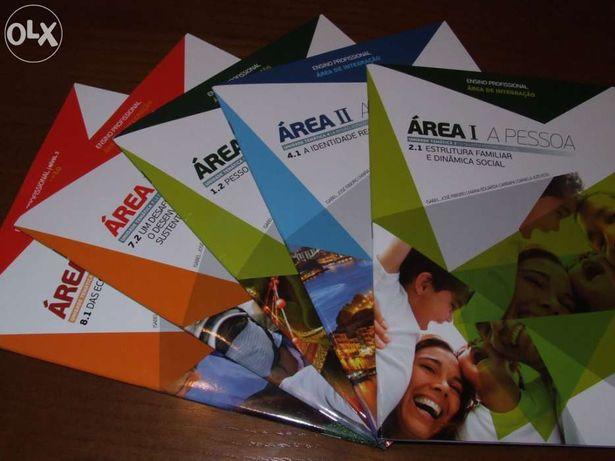 Ensino Profissional - Área de integração