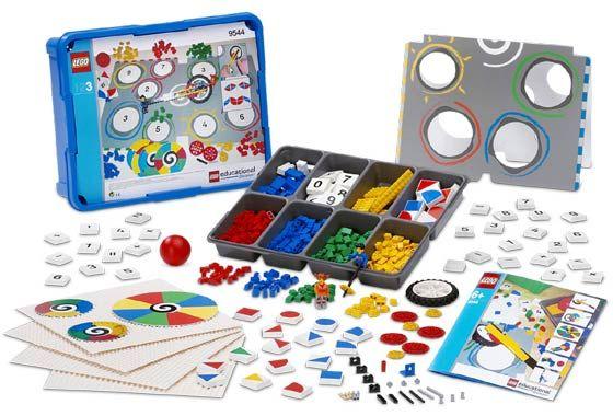 Lego Education Maths Machines Математические машины 9544