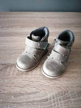 Buty chłopięce firmy Clarks