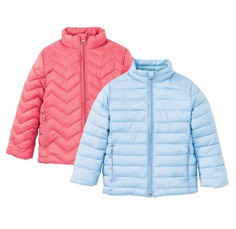 Куртка дутик термо демисезонная Lupilu девочке