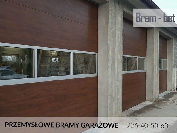 BYDGOSZCZ - Brama Garażowa Brama Przemysłowa Producent