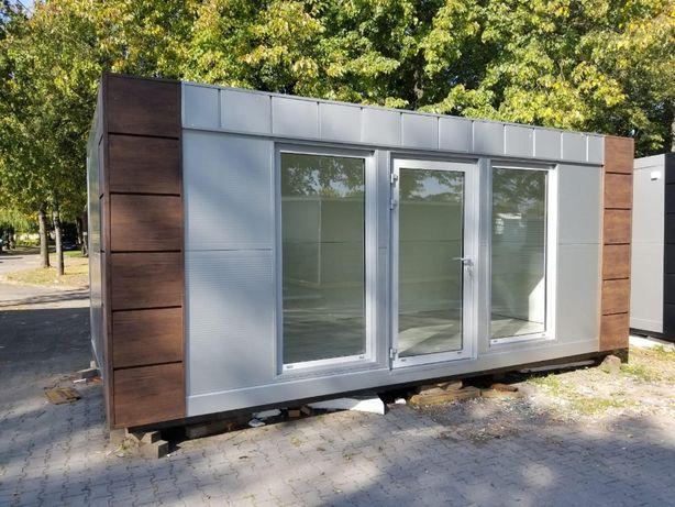 Kontener biurowy 6x3 mieszkalny socjalny producent kazdy rozmiar