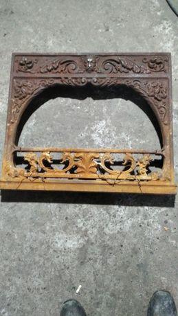 Рамка,декор,окантовка (портал) камин,печка.Чугун