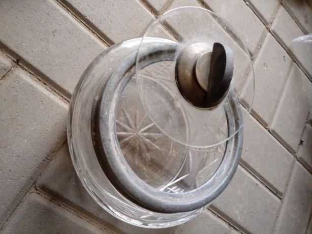 waza, lata 70-80 miska, misa ze szkła,
