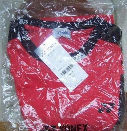 Тенниски, футболки Yonex для бадминтона, новые