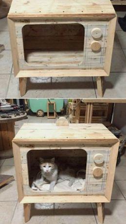 Domek dla kotka