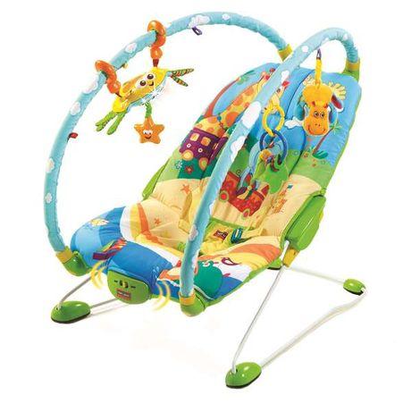 Кресло-качалка Tiny Love Жители Саванны