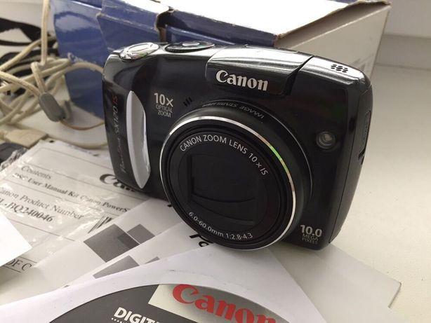 Продам фотоаппарат на запчасти Canon PowerShop SX120 IS