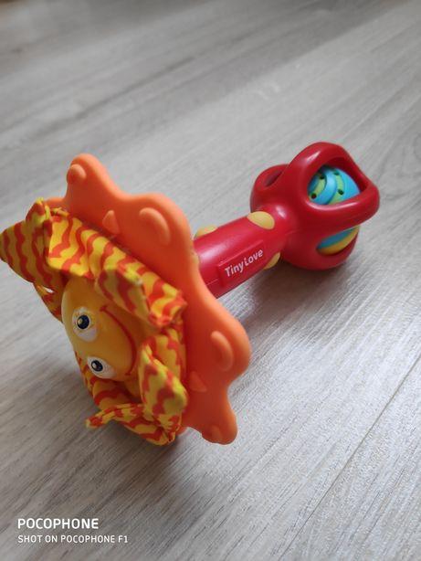 Игрушка погремушка прорезыватель Тини Лав Tiny Love Подсолнух Солнышко