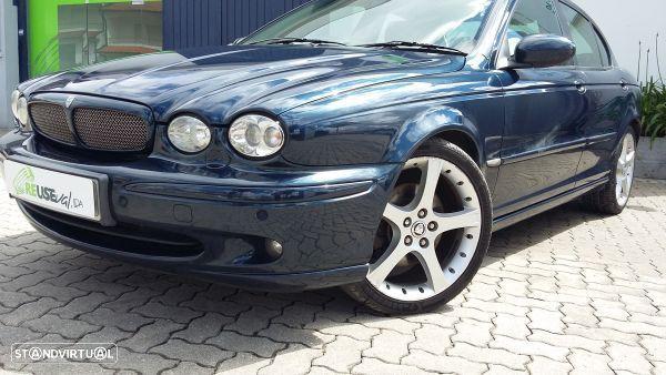 Para Peças Jaguar X-Type (Cf1)