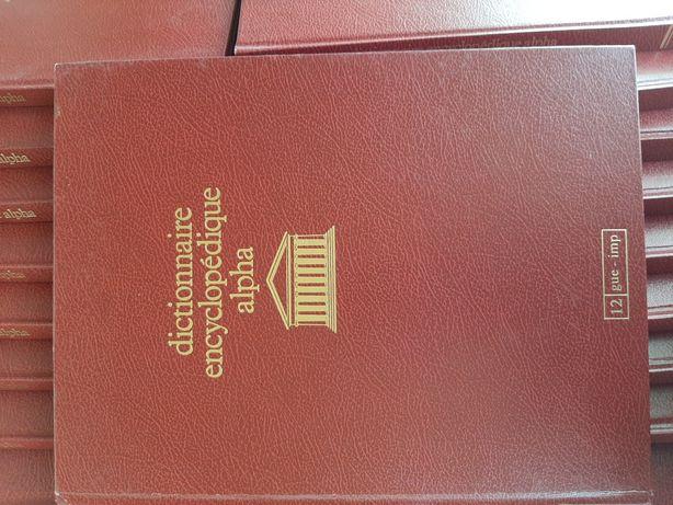 Dictionnaire Encyclopedique Alpha