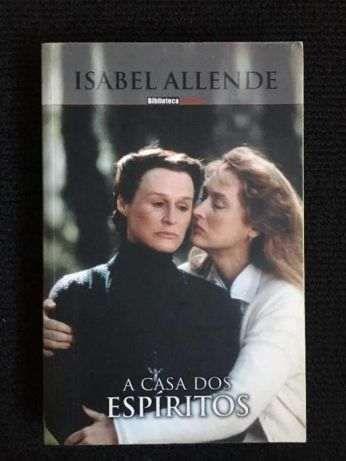 Livro - A Casa Dos Espíritos - Isabel Allende