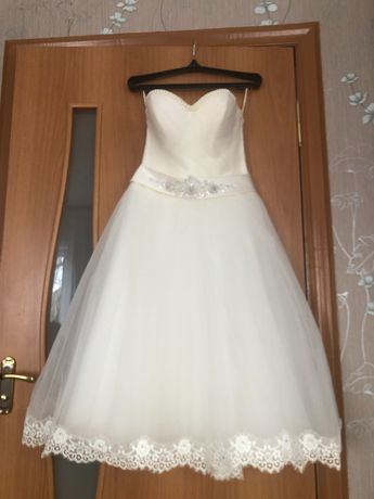 Сукня на випускний на весілля для нареченої святкова