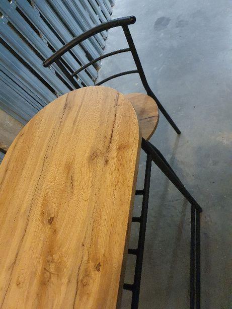 Stolik + krzesło, jadalnia, balkon, kuchnia