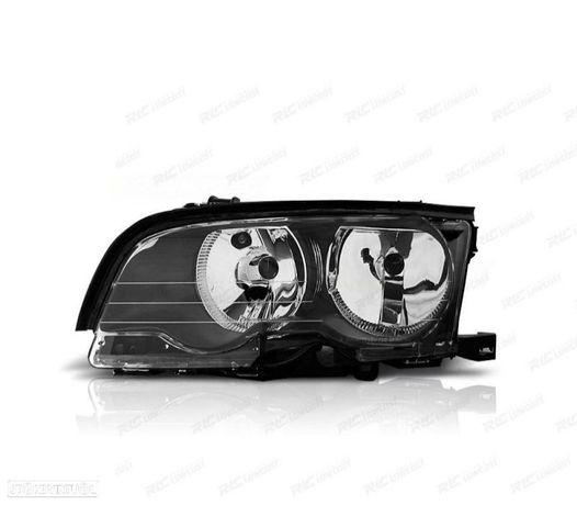 FAROL FRONTAL BMW E46 01-03 COUPE CABRIO ESQUERDA