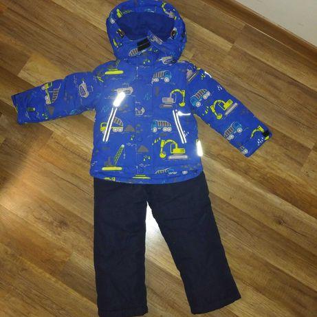 Дитячий зимовий костюм Reimo