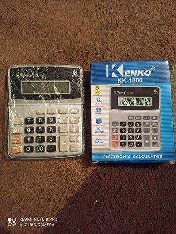 Калькулятор новый.