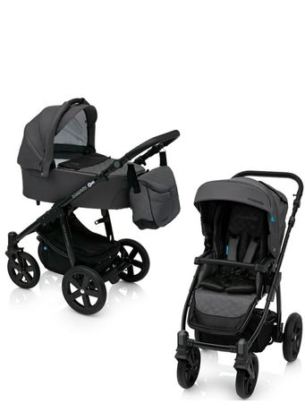 Коляска универсальная Baby Design Lupo Comfort