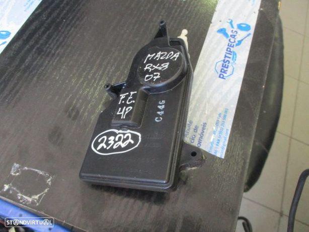 Fechos Pistola FEC2322 MAZDA / RX8 / 2007 / FE / 4P / ELETRICO /