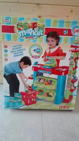 SuperMarket dla dzieci.