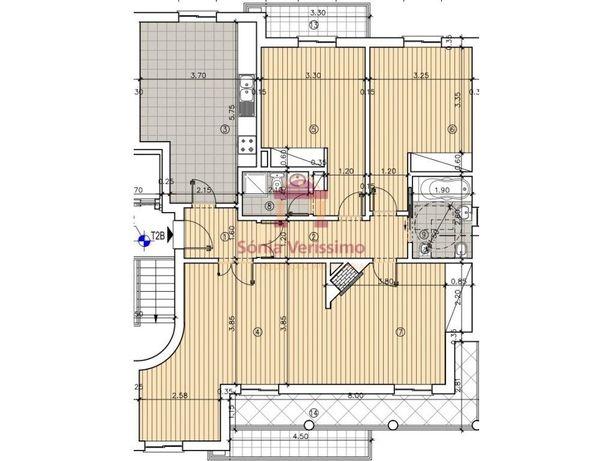 Apartamento T2 com BOX