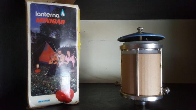 Vendo lanterna MINIGAS