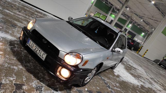 Subaru Impreza 4x4 LPG OKAZJA