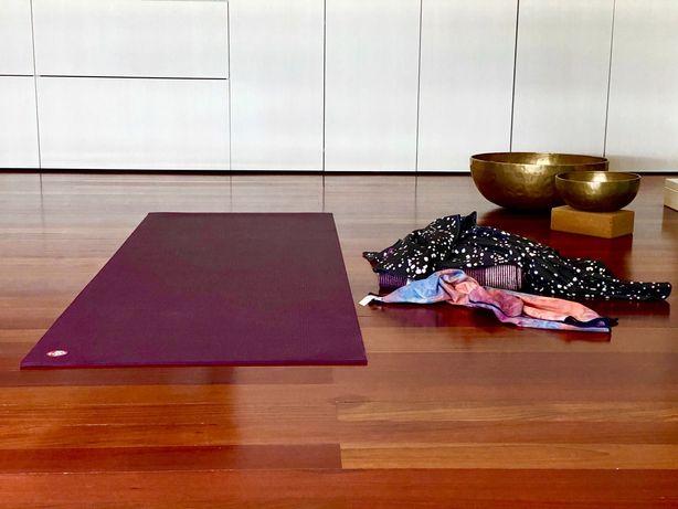 Tapete de yoga Manduka pro 6 mm