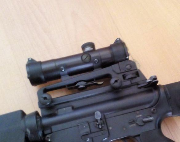 Mira M16 com carry handle