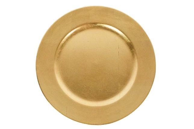 podtalerze / podkładka pod talerz, świeczniki, złote , srebrne