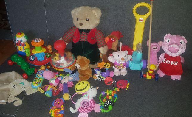 Zabawki calosc 40zl