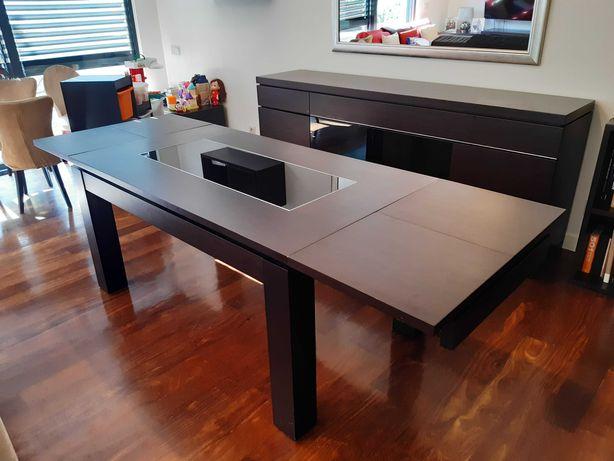 Mobília de sala com sofá