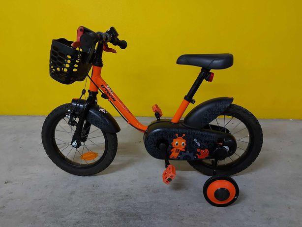 Bicicleta criança BTWIN Robô (3 aos 4.5 anos)