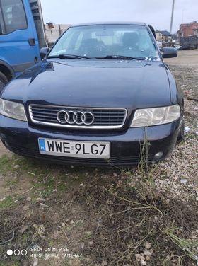 Części Audi A4B5 2000r. 1.6 benzyna