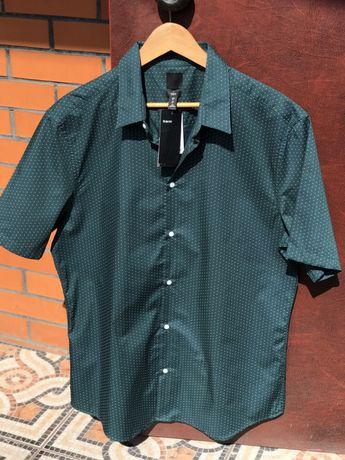 Рубашка мужская новая H&M