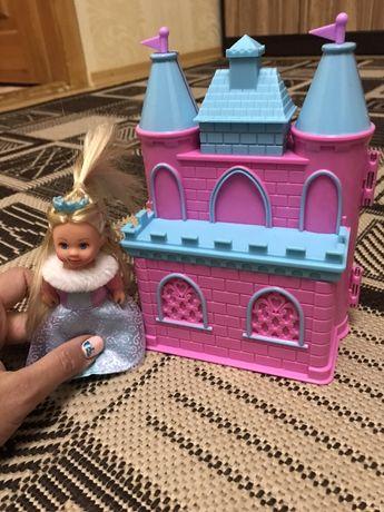 Evi Love Princess Castle, сост идеал, есть коробка
