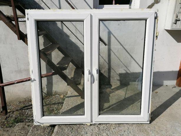 Okno BOGDAŃSKI 147x138cm dwukomorowe otwierane uchylane