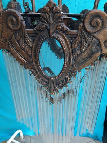 lustre em estilo Art Nouveau 9