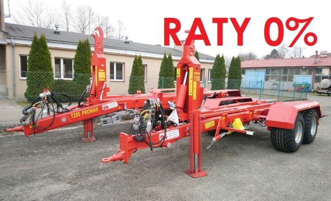 Przyczepa hakowa T185 PRONAR RATY Transport