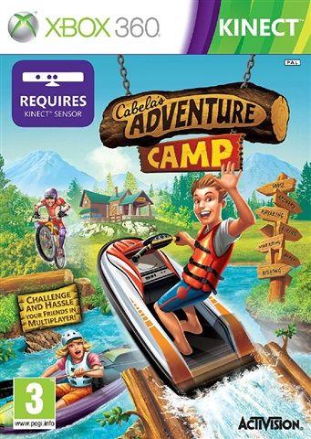 Kinect Adventure Camp Xbox 360 Wrocław sklep tomland.eu Wrocław - image 1
