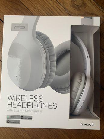 Słuchawki bezprzewodowe nowe