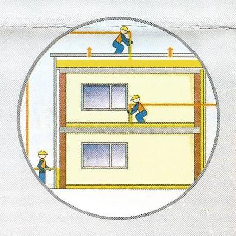 Docieplanie budynków granulatem styropianowym