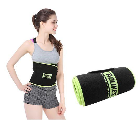Фитнес пояс ADLIKES для похудения и занятий спортом женский М