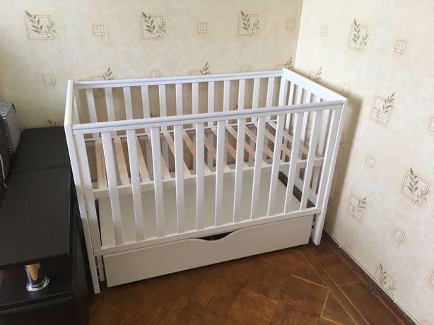 Детская кроватка кровать люлька