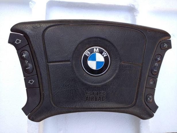 BMW 5 E-39 E39 Poduszka powietrzna Air Bag