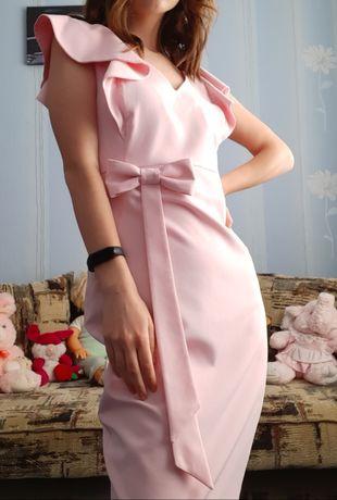 Платье для девушки (весна, лето)